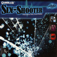 Gambler Six Shooter AMP Soft Rubber