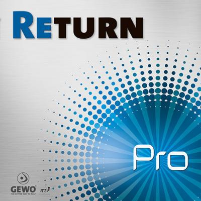 Gewo Return Pro Rubber