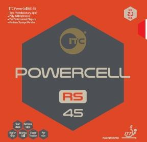 ITC POWERCELL RS 45 Rubber
