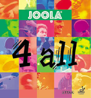 JOOLA 4-All Rubber