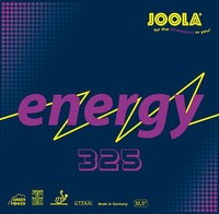 JOOLA Energy 325 Rubber