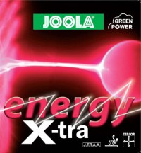 JOOLA Energy X-tra (Green Power) Rubber