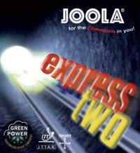 JOOLA Express Two Rubber