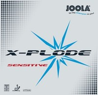 JOOLA X-Plode Sensitive Rubber