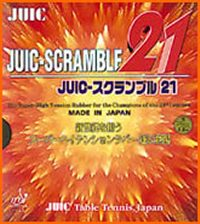 Juic Scramble 21 Rubber