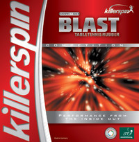 Killerspin Blast Rubber