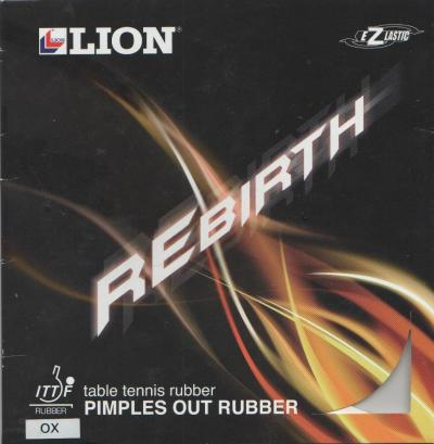 Lion Rebirth Rubber