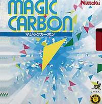 Nittaku Magic Carbon Rubber