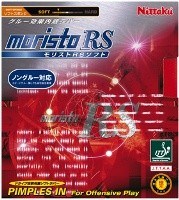 Nittaku Moristo RS Soft Rubber