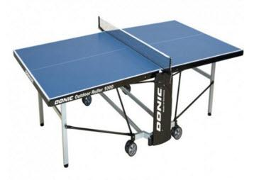 Donic Outdoor Roller 1000 Table